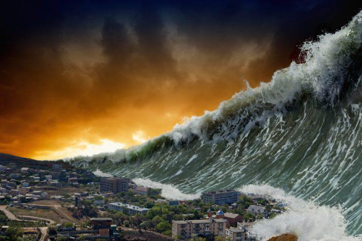 Tsunami (Igor Zhuravlov, iStock)