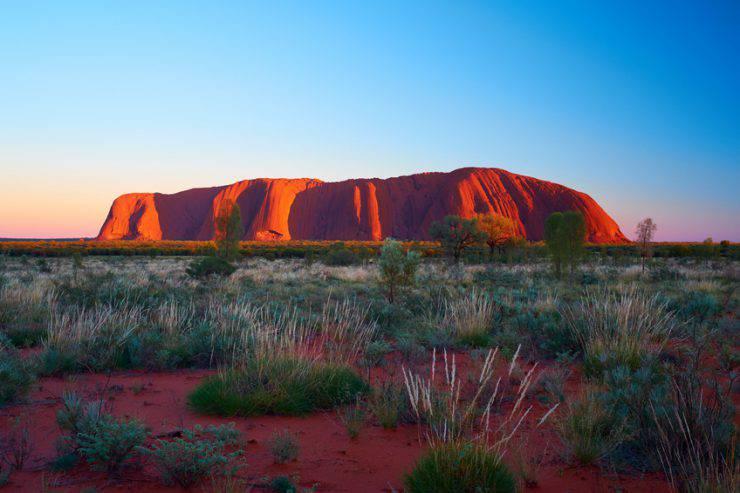 Uluru o Ayers Rock, Australia (Simon Bradfield, iStock)