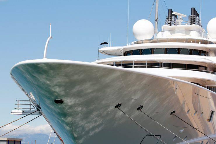 Yacht (iStock)