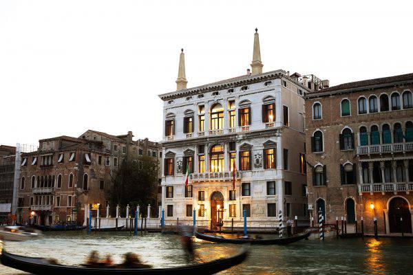 Aman Canl Grande, Venezia (Foto sito web)
