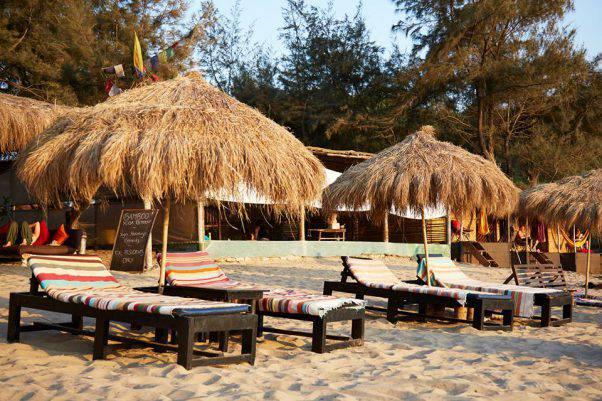 Bamboo Yoga Retreat, Goa (Facebook)