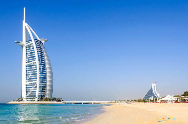 Burj al Arab, Dubai (iStock)