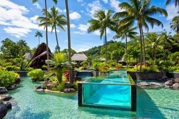 Laucala Island Resort, Fiji (Pagina Facebook)