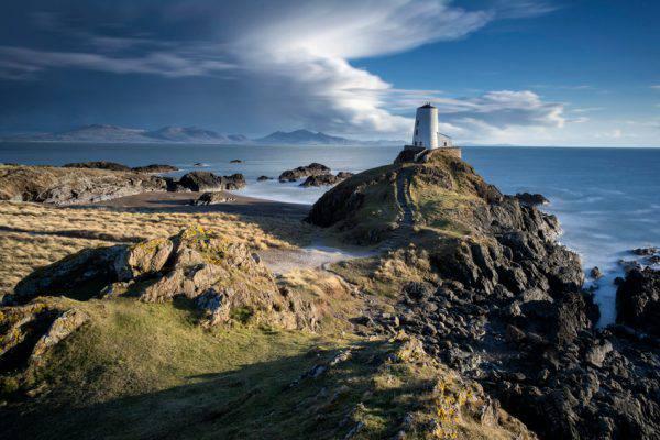 Llanddwyn, Galles del Nord (iStock)