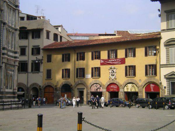 Museo dell'Opera del Duomo, Firenze (Sailko, CC BY-SA 3.0, Wikipedia)