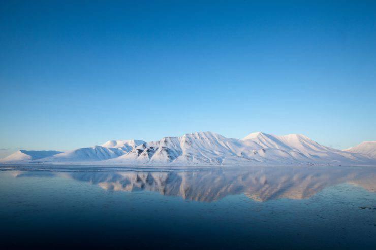 Guida della Norvegia Spitsbergen