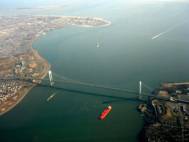 Il Ponte di Verrazzano, New York