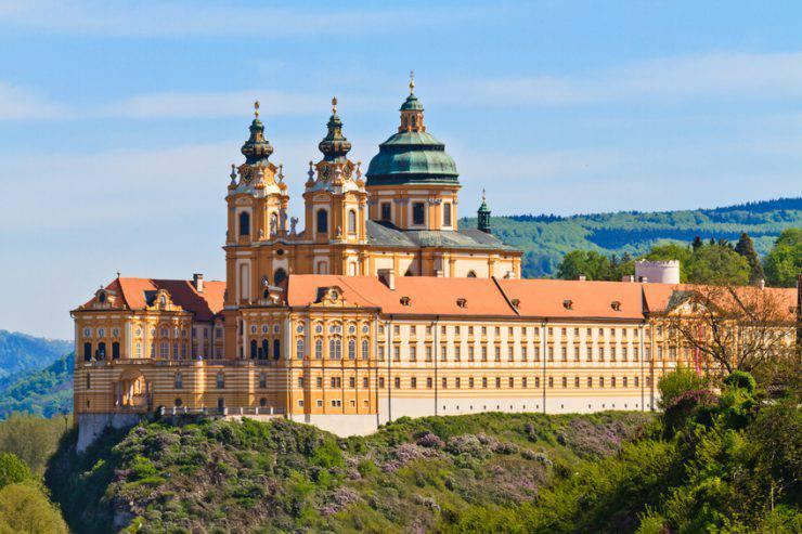 Austria segreta Abbazia Melk