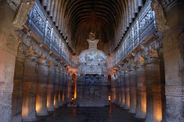 tempio di ajanta india