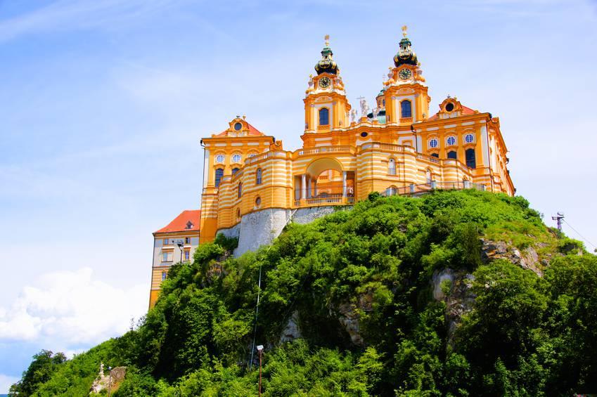 Austria segreta Abbazia di Melk