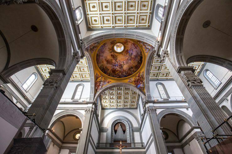 Basilica di San Lorenzo, Firenze (iStock)