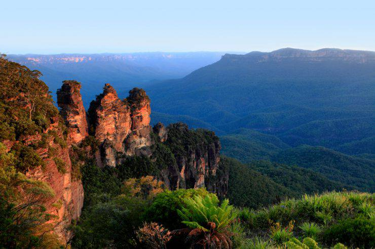 Tree Sisters, Blue Mountains, Australia (iStock)