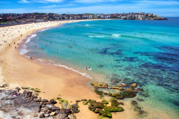 Bondi Beach, Sydney (iStock)