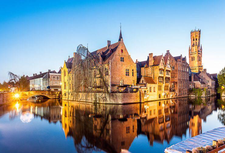 Bruges (iStock)