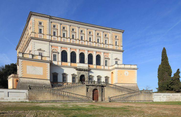 Palazzo Farnese a Caprarola (iStock)