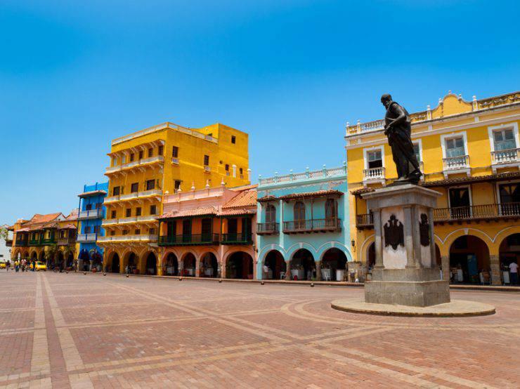Cartagena, Colombia (iStock)