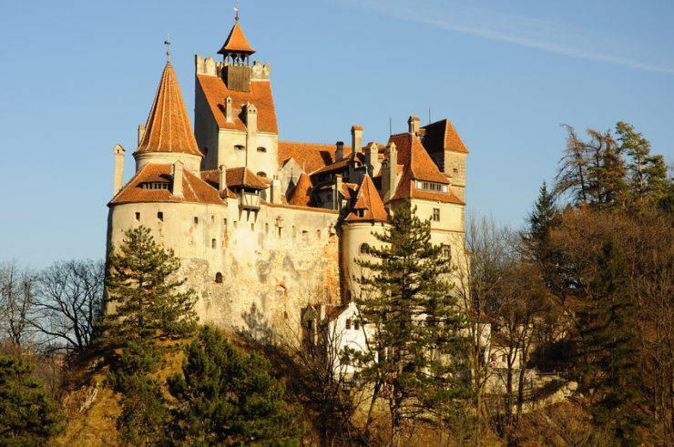 Bran Castle, Castello di Dracula (Ioan Sebastian Nicolae, iStock)