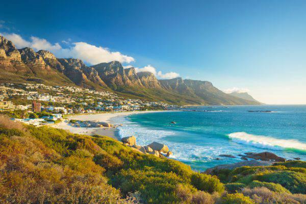 Camps Bay, Città del Capo (iStock)