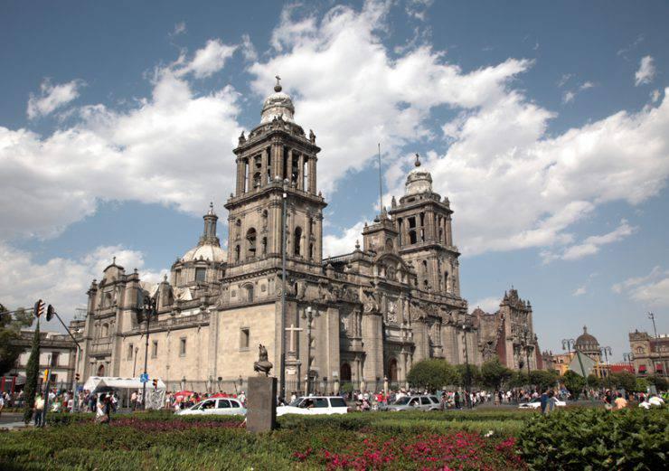 Cattedrale di Città del Messico (iStock)
