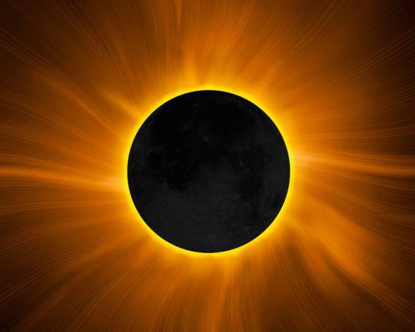 Eclissi totale di sole (iStock)