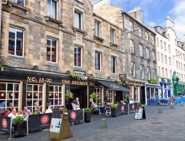 Edimburgo, Royal Mile (iStock)