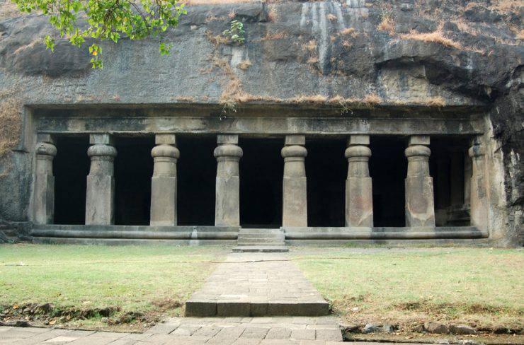 Grotte di Elephanta India