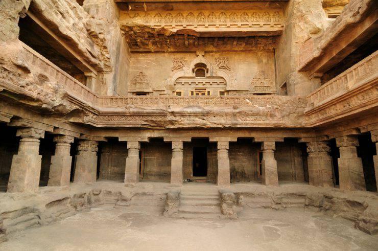 tempio di ellora india