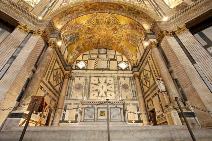 Altare del Battistero di San Giovanni a Firenze (Massimo Merlini, iStock)