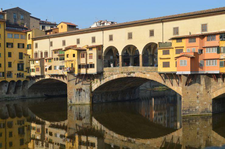 Guida di Firenze Ponte Vecchio