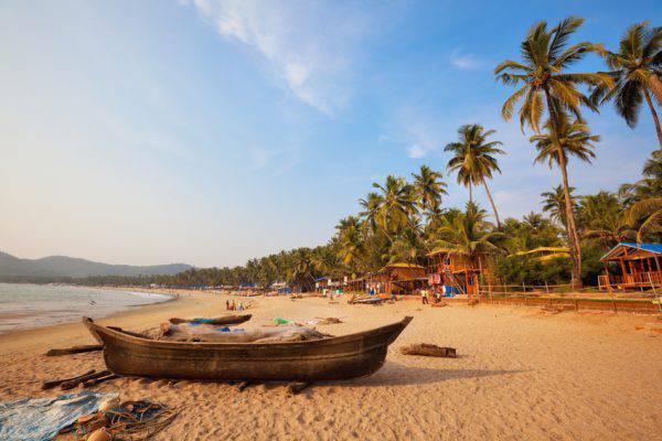 Spiaggia di Goa, India (iStock)