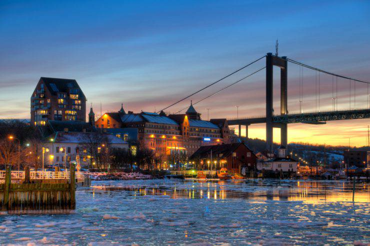 Guida della Svezia Göteborg