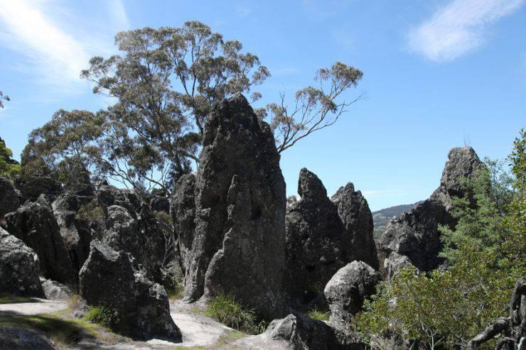 Hanging Rock, Australia (iStock)