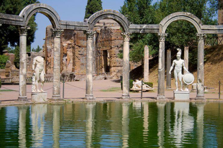 Villa Adriana_Tivoli
