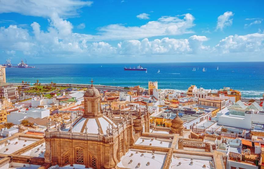 Las Palmas de Gran Canaria, Canarie
