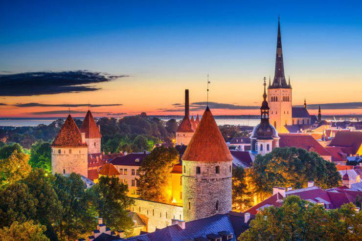 Tallinn centro storico