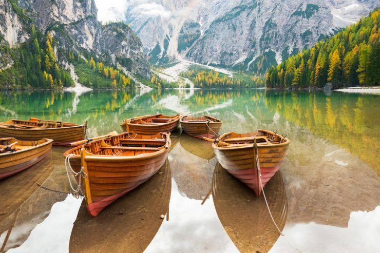 cosa vedere in autunno lago di braies