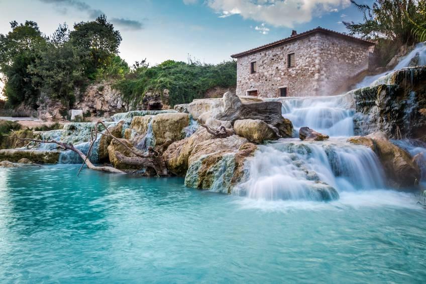 Terme libere e gratuite terme di saturnia le cascate del - Terme a bagno di romagna offerte ...