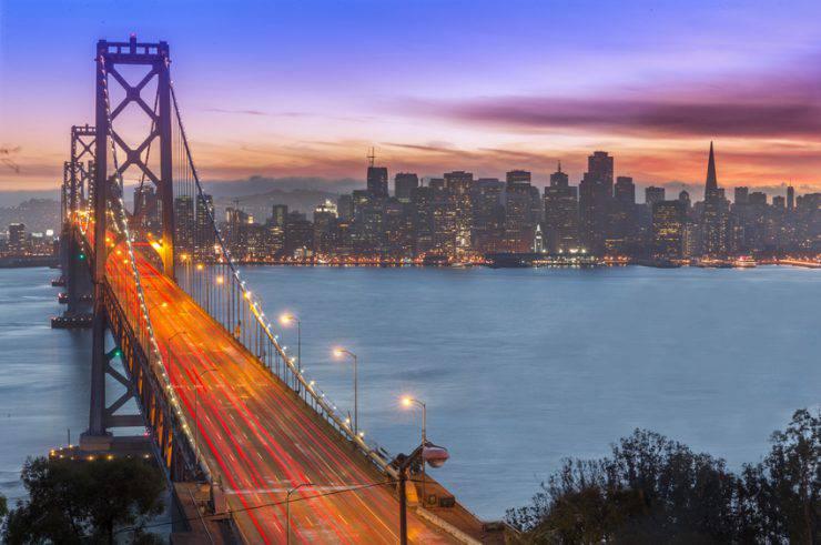 San Francisco California (istock)