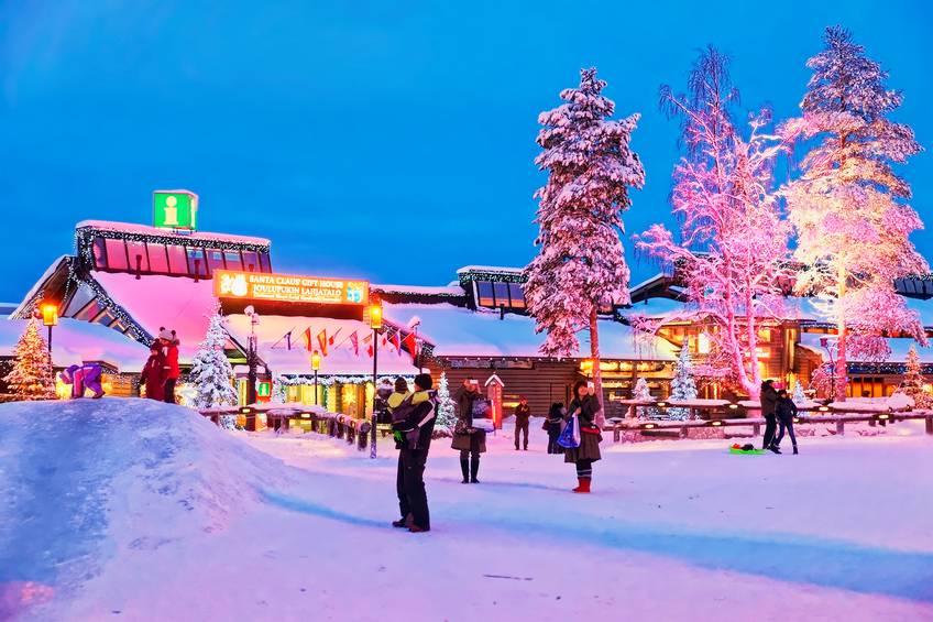 Le citt pi belle da visitare in inverno dove andare for Case belle da vedere
