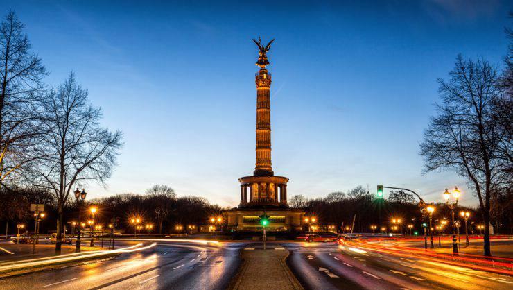 Berlino, Colonna della Vittoria