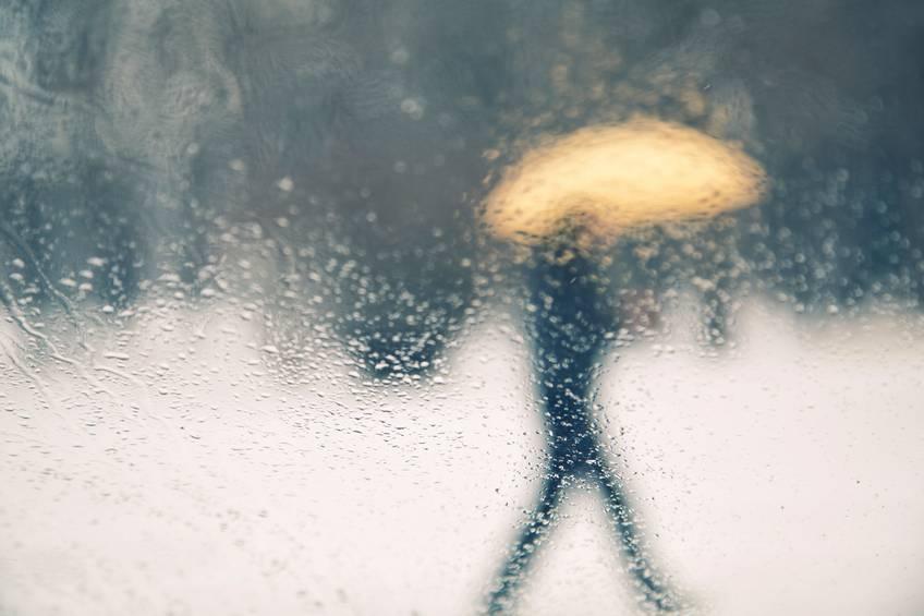 Freddo pioggia