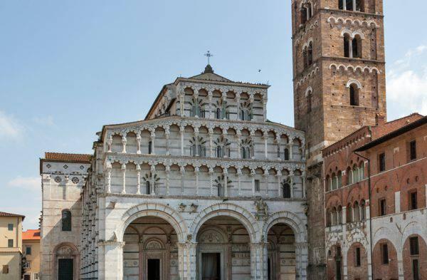 Cattedrale di San Martino, Lucca (iStock)