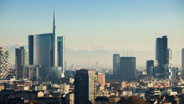 Grattacieli di Milano (iStock)