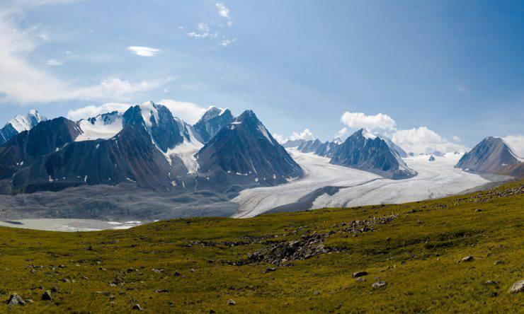 Mongolia, Monti Altaj (iStock)