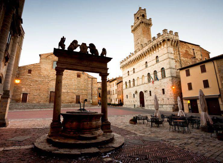 Montepulciano, Piazza Grande (iStock)
