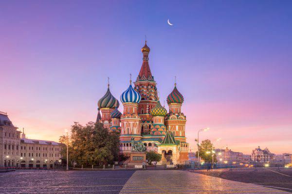 Mosca, Cattedrale di San Basilio (iStock)