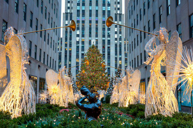 Immagini Natale A New York.Natale A New York Cosa Fare Dove Andare E Cosa Vedere