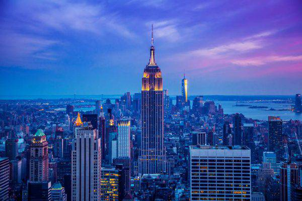Empire State Building , New York