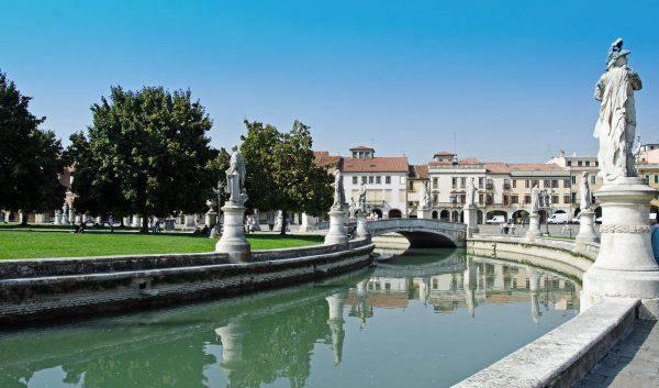 Padova, Prato della Valle (iStock)