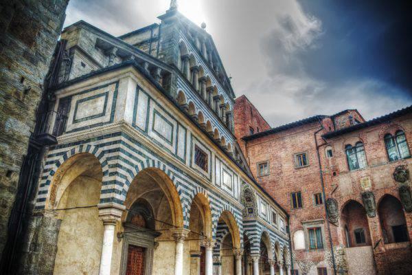 Pistoia, cattedrale di San Zeno (iStock)